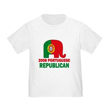 Portuguese Family Toddler T-Shirt