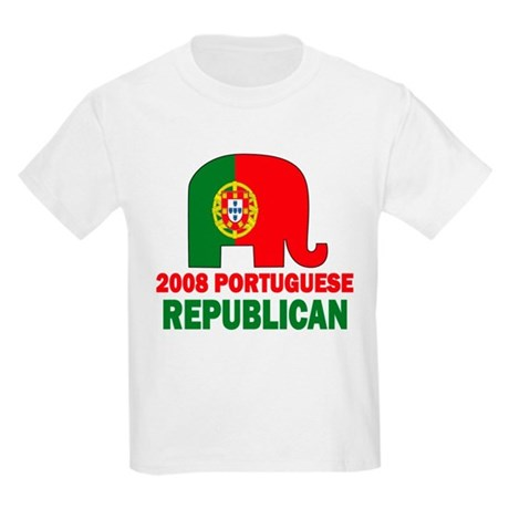 Portuguese Family Kids Light T-Shirt