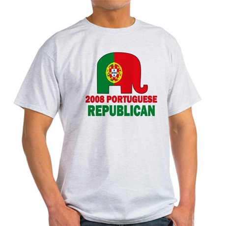 Portuguese Family Light T-Shirt