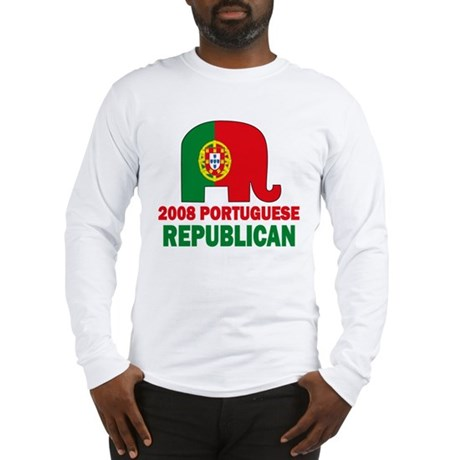 Portuguese Family Long Sleeve T-Shirt
