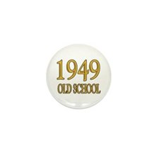 1949: Old School Mini Button (100 pack)