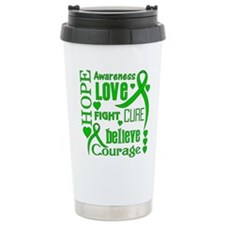TBI Hope Words Travel Mug
