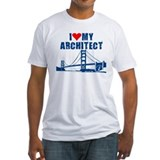 ARCHITECT T-SHIRT I LOVE MY A Shirt