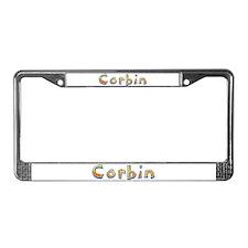 Corbin Giraffe License Plate Frame