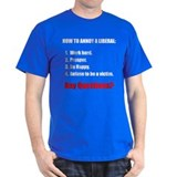 Annoy a Liberal T-Shirt