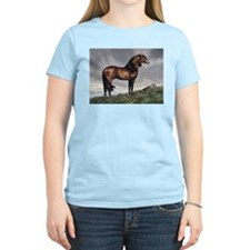 Andalusian Horse Ash Grey T-Shirt
