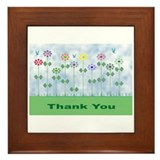 Cute Teacher appreciation Framed Tile