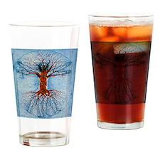 Davinci DNA Tree Drinking Glass