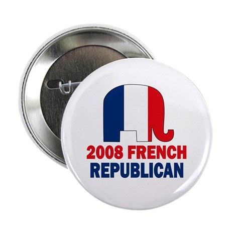 French Republican Button
