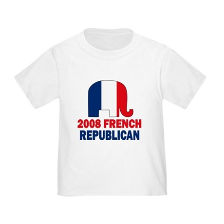 French Republican Toddler T-Shirt