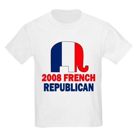 French Republican Kids Light T-Shirt