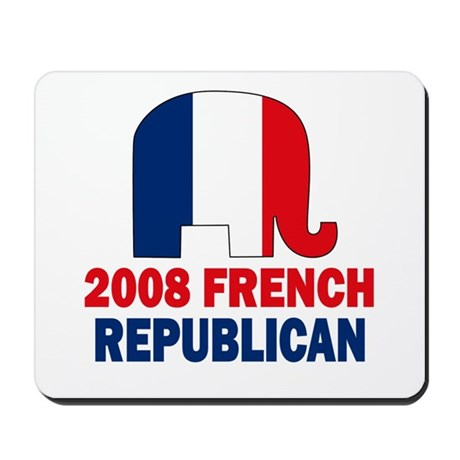 French Republican Mousepad