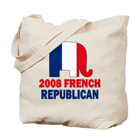 French Republican Tote Bag