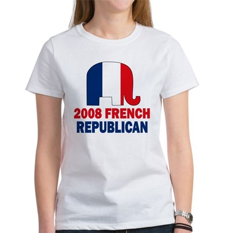 French Republican Women's T-Shirt