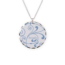 Breathe Swirl Necklace