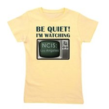 BE QUIET! Girl's Tee