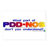 PDD-NOS? Postcards (Package of 8)