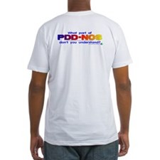 PDD-NOS? (backprint) Shirt