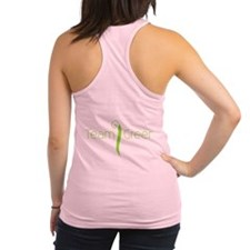 Team Green Racerback Racerback Tank Top