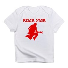 Red Rock Star Infant T-Shirt