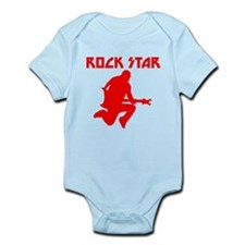 Red Rock Star Body Suit
