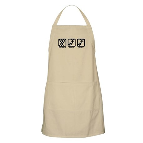 MaleBoth to Both BBQ Apron