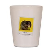 Omnivore Hamster Shot Glass