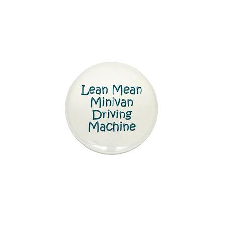Minivan Mom Mini Button (10 pack)