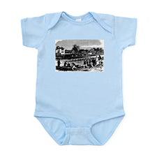 Vintage English Regatta Infant Bodysuit