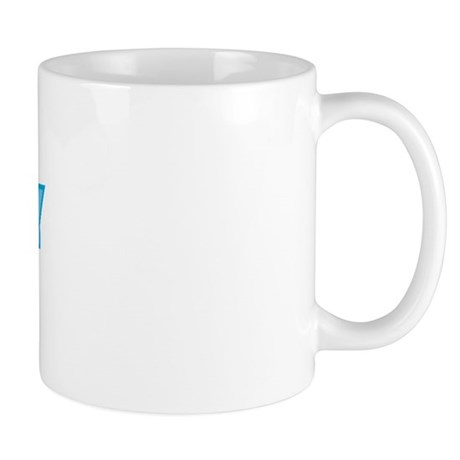 Birthday Boy Letters Mug       