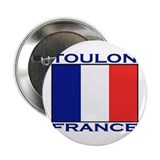 "Toulon, France 2.25"" Button (10 pack)"