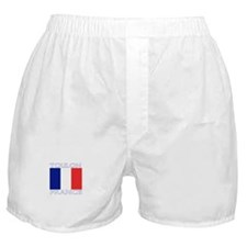 Toulon, France Boxer Shorts
