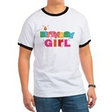 Birthday Girl Letters T