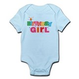 Birthday Girl Letters Infant Bodysuit