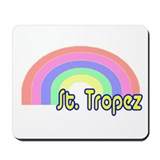 St. Tropez, France Mousepad