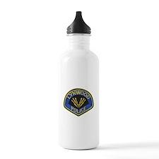Lynwood Police Water Bottle