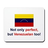 Perfect Venezuelan Mousepad