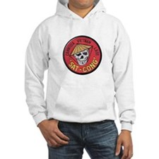 Sat-Cong Kill Communists Hoodie