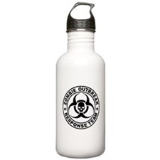 Zombie Outbreak Respon Water Bottle