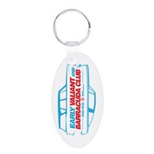 Barracuda 50 Years Keychains