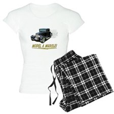 Model A Muscle! pajamas
