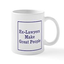 Ex-Lawyers Mugs