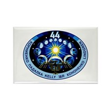 Expedition 44 Rectangle Magnet