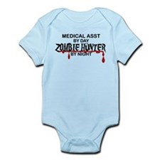 Zombie Hunter - Medical Asst Infant Bodysuit