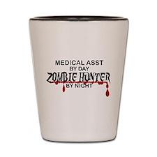 Zombie Hunter - Medical Asst Shot Glass