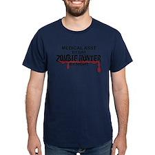 Zombie Hunter - Medical Asst T-Shirt