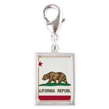Flag of California Charms