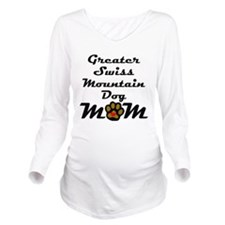 Greater Swiss Mountain Dog Mom Long Sleeve Materni