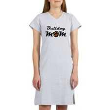 Bulldog Mom Women's Nightshirt