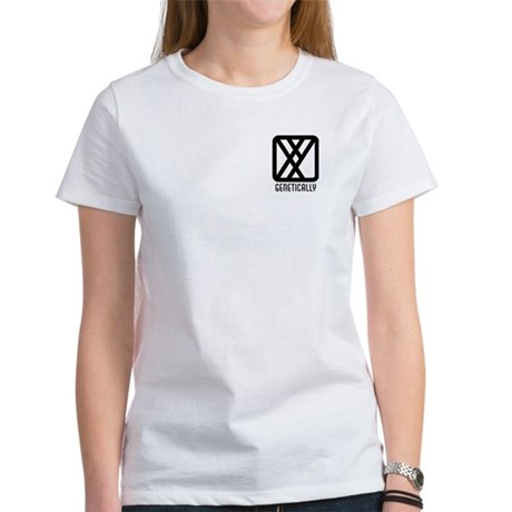 Genetically : Male Women's T-Shirt